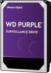 HDD Desktop 10 TB AV WD Purple (3.5'', 10TB, 256MB, 7200 RPM, SATA 6 Gb/s)
