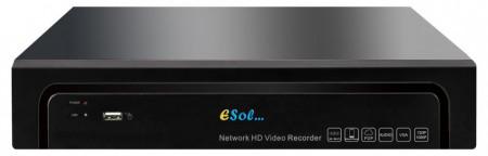 NVR 16 canale H.265 - EN265/216 -16 PoE