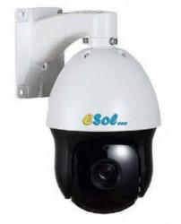 Camera video de EXTERIOR Carcasa Metalica, ZOOM MOTORIZAT 20 x - ESL5/150