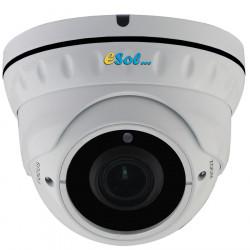 Camera DOME EXTERIOR / INTERIOR, 5 MP, POE incorporat - ESZDV5M/5X