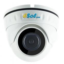 Camera video DOME IP 5MP - D500/20-M-POE