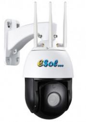 Speed-Dome IP 20X Optical Zoom 2MP WiFi & 4G - ESLO/2-ST-Wi-Fi