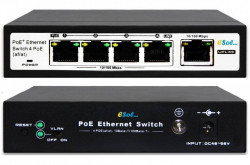 Switch POE - ESOL-SO4PoE-P60