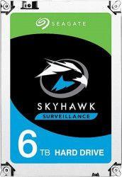 """HDD 6 TB Seagate Surveillance HDD ( 3.5"""",6TB,64MB,SATA 6Gb/s)"""