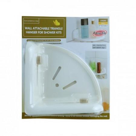 Coltar din plastic cu ventuze pentru baie/bucatarie
