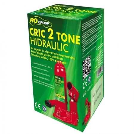 Cric hidraulic, 2T