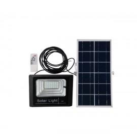 Proiector 25w cu led SMD,panou solar si telecomanda
