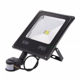 Proiector LED 50W 220V Slim Senzor