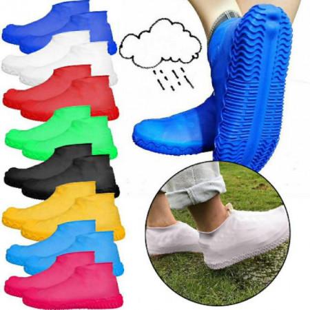 Protectii impermeabile pentru pantofi, marime L