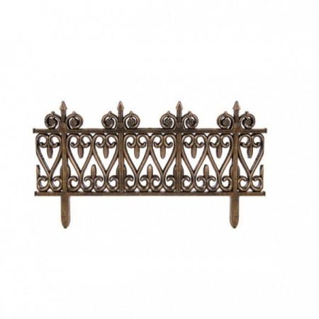 Set 5 bucati gard decorativ pentru gradina