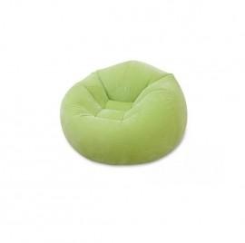 Fotoliu gonflabil foarte confortabil,combinatii de culori vii