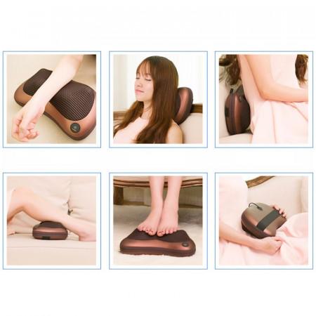 Perna pentru masaj, ideala pentru masina sau pentru acasa