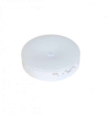 Smart led cu senzor de lumina, senzor de miscare si incarcare usb