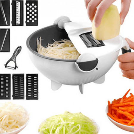Vet Basket Vegetable Cutter