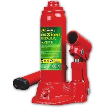 Cric hidraulic capacitate ridicare 3 tone