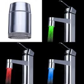 Lampa Led multicolora pentru capul de robinet cu fitru de apa