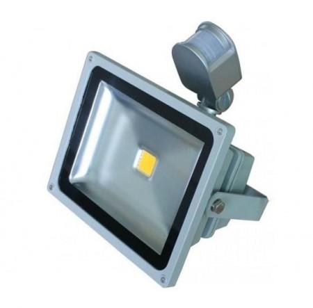 Proiector Led cu senzor de miscare 20W