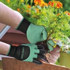 Manusi pentru gradinarit. Ideale pentru sapat si plantat!