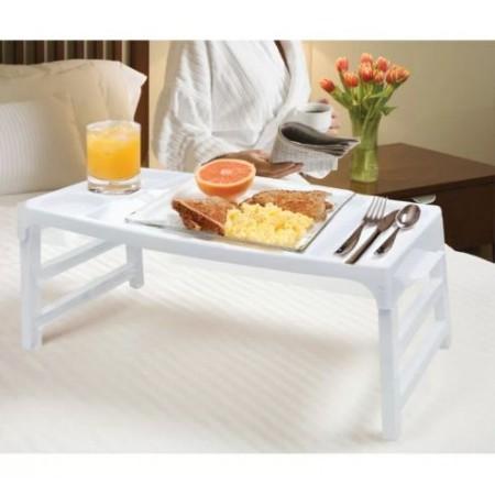 Masuta pentru mic dejun la pat