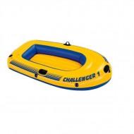Barca gonflabila Challenger 1 + set 2 vasle