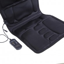 Husa auto cu masaj si incalzire cu 5 moduri de vibrare