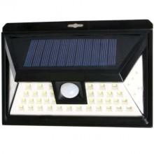 Lampa solara cu 36 LED-uri si senzor de miscare/lumina