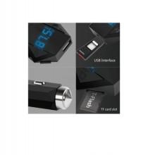 Car kit modulator auto FM N8 cu functie de receptor si bluetooth