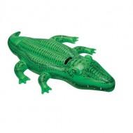 Crocodil gonflabil pentru copii