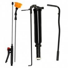 Pompa de pulverizat cu acumulator si actionare manuala 2in1, 15L, 12V