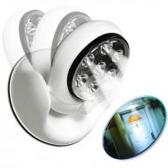 Set 2 buc Lampa cu 7 led-uri, cu senzor de miscare si fara fir