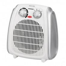Aeroterma Heinner, putere 2000 W, 2 trepte de reglare, termostat reglabil, culoare alb