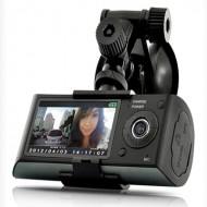 Camera auto cu 2 Camere HD Fata-Spate si GPS
