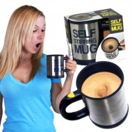 Cana fermecata Self Stirring Mug