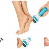 Pila electronica pentru ingrijirea picioarelor