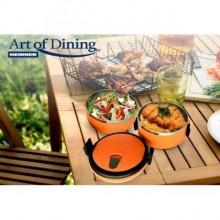 Caserola termica dubla Art of Dinning, capacitate 1,4 litri