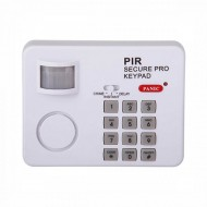 Alarma wireless cu senzor de miscare si cod de blocare/deblocare