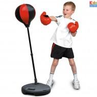 Sac de box pentru copii cu suport reglabil