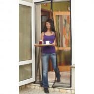 Plasa cu magneti pentru usa, dimensiune 220x150 cm