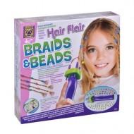 HAIR FLAIR - instrument pentru impletit parul