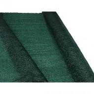 Plasa verde pentru gard 1x9 M, grad de umbrire 88%