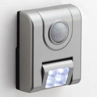 Set 2 lampi cu senzor de miscare