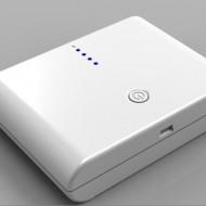 Baterie externa cu dubla iesire USB