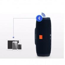 Boxa cu bluetooth portabila mini speaker, culoare negru