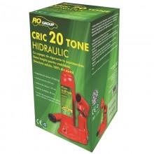 Cric hidraulic, capacitate de ridicare 20 tone