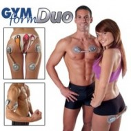 Dispozitiv electrostimulare musculara Gym Form Duo