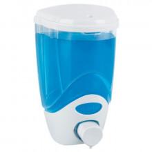 Dozator manual pentru Săpun Lichid sau Dezinfectant, cu prindere pe Perete, capacitate 850ml