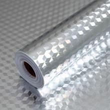 Folie de aluminiu autoadeziva bucatarie 60 x 500 cm
