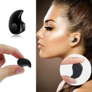 Mini casca earphone bluetooth. Vezi video!