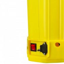 Pompa de pulverizat cu acumulator si actionare manuala 2in1, 16L, 12V