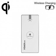 PowerBank Wireless Ultra Slim Charger Transmitter 8000mAh Mobile